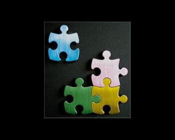 Haciendo puzzles
